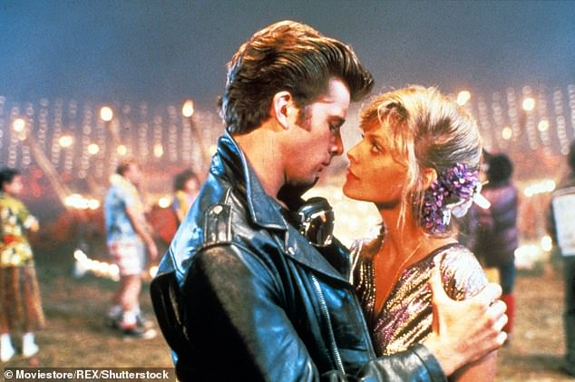 Cool riders: Patricia Birch's dismally-reviewed Grease sequel - starring Maxwell and Michelle as Michael and Stephanie - is now streaming on Amazon Prime Video