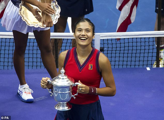 The US Open champion will play her first tournament since her stunning victory in New York.