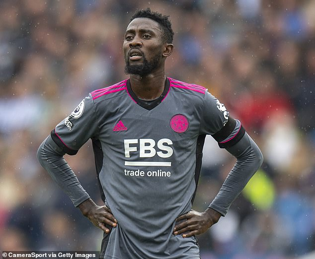 Ndidi is unlikely to return for the Foxes until after the November international break