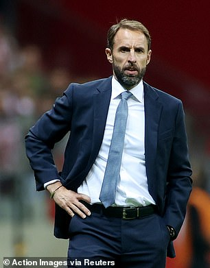 England boss Gareth Southgateexplained how managers aren't allowed to know which players have been jabbed due to medical privacy