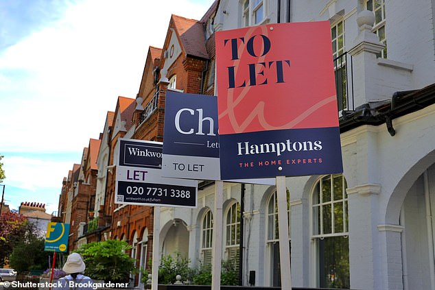 London and downtown locations are seeing less demand from tenants than out-of-town areas