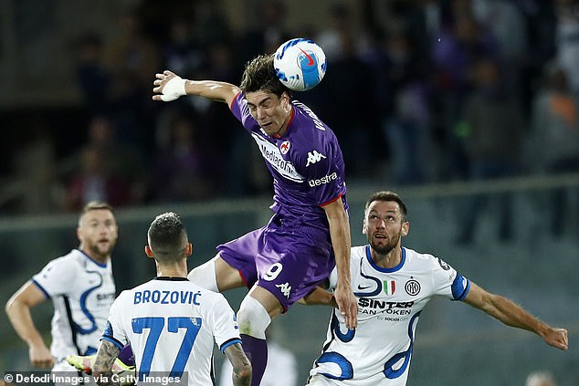 Arsenal were handed a boost as the 21-year-old's negotiations with Fiorentina broke down