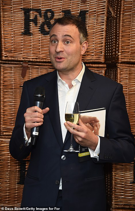 A BVI-based company owned by Tory co-chairman Ben Elliot, left at part conference in Manchester on Sunday, and his friend Ben Goldsmith, right, the financier and Tory advisor brother of environment minister Lord Zac Goldsmith, has been unmasked in the Pandora Papers