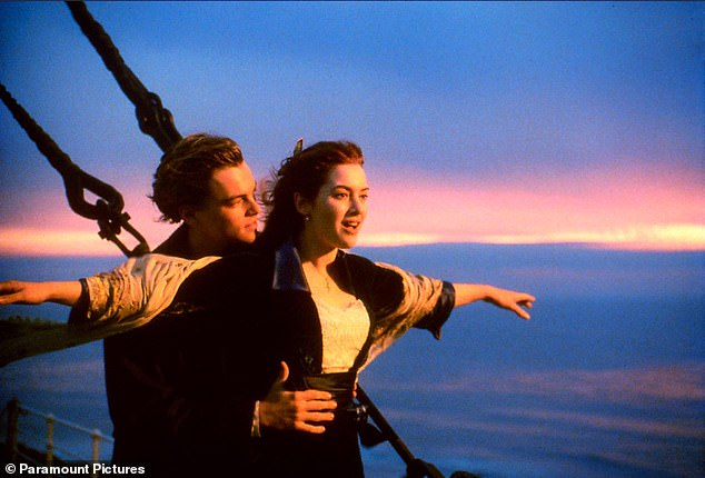 Tragedy: Starring Kate Winslet and Leonardo DiCaprio, 1997 epic becomes highest-grossing film of all time