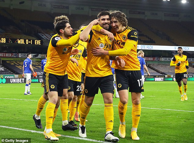 Entire first-team bubble at Wolves ¿ players, coaches and support staff ¿ are fully vaccinated