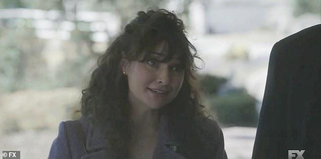 Beverly:The story cuts to Van Buren, Arkansas, where Beverly Lambert (Kara Luiz) and Rick visit a woman named Juanita Broaddrick (Ashlie Atkinson), who had another experience with the President