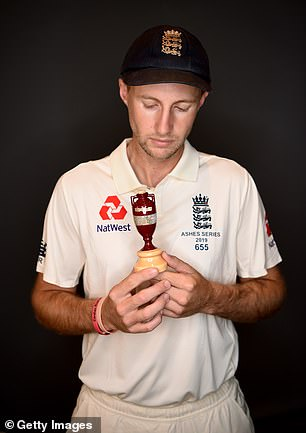 Root will once again lead his side in the fight as they try to win back the Ashes Down Under