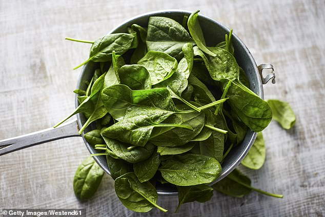 Experts found that iron deficiency, affecting about two-thirds of middle-aged people, is associated with about ten percent of heart disease cases.  He urged adults to consume iron-rich foods like red meat, spinach, mushrooms, tofu and lentils to reduce the chances of heart attack.