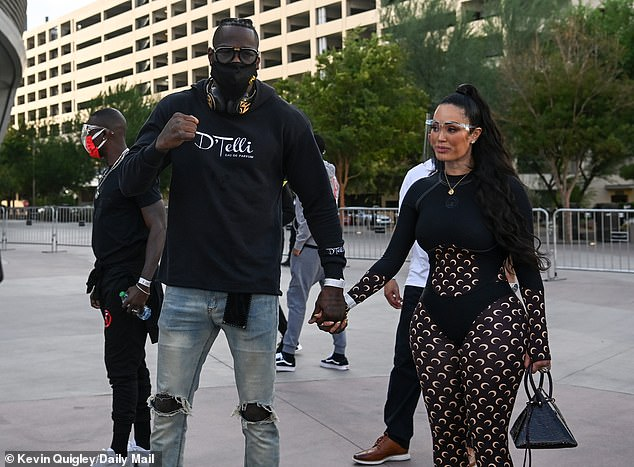 , Tyson Fury and Deontay Wilder look focused as they arrive in Las Vegas ahead of their trilogy, Nzuchi Times National News