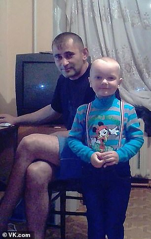 StepfatherPavel with Andrey