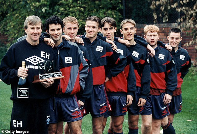 Having achieved stardom as the 'Class of 92' by Butt, Ryan Giggs, David Beckham, Paul Scholes, Gary and Phil Neville, United's academy establishment has become famous for its talent belt.