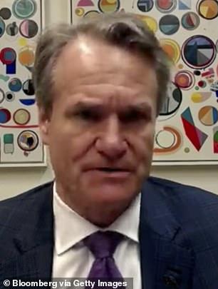Bank of America CEOBrian Moynihan