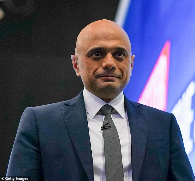 Health Secretary Sajid Javid, who was said to have lied about the test results, proposed returning passengers conduct their lateral flow tests over a video call under the supervision of a health consultant from a private firm.