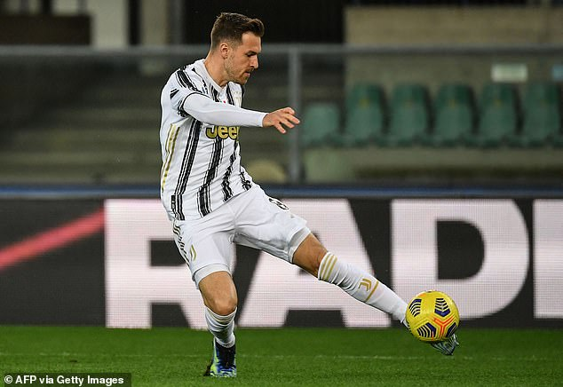 Sportsmail understands the Italian side are open to his exit with a summer move likely