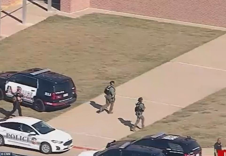 , Texas high school shooter, 18, is taken into custody and charged, Nzuchi Times National News