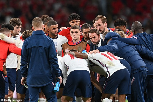 He masterminded a run to the final of Euro 2020 where England were beaten on penalties