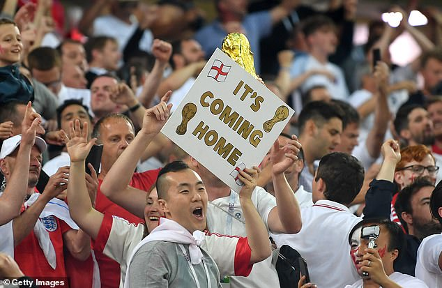 Fans are watching an England team that they believe in and Southgate has been key to that