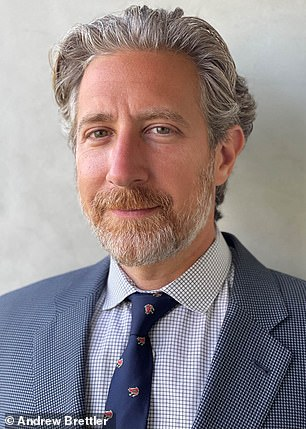 At a hearing last month, Andrew Brettler (pictured), a lawyer for the prince, told the judge overseeing Ms Giuffre's lawsuit that he believed the agreement 'absolves our client from any and all liability.'