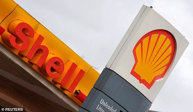 Royal Dutch Shell has been boosted by booming energy prices