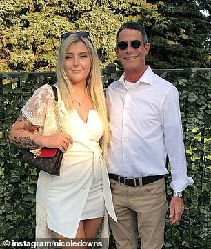 She often shares photos as they go on a lavish shopping spree together, including splurge on designer clothes for Michael Nicole