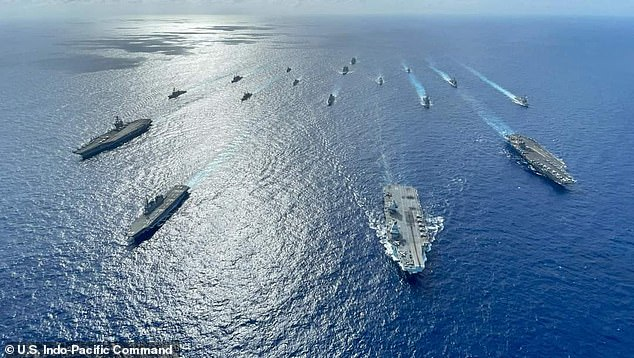 , China is a 'real and imminent threat' to Taiwan, US diplomat warns, The Today News USA