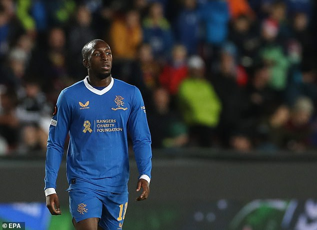 UEFA are investigating after Rangers star Glen Kamara was targeted by Sparta Prague fans