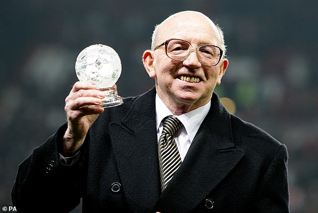 The son of Nobby Stiles (above) who sadly passed away last year, was told the PFA lack the financial capacity to address the issue