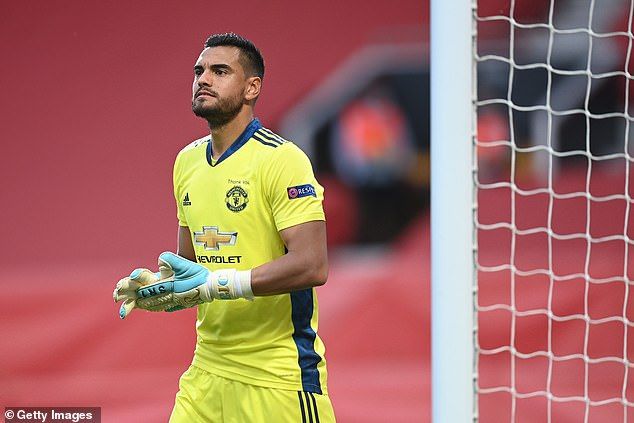 Sergio Romero has opened up on the struggles of his Manchester United exit this summer