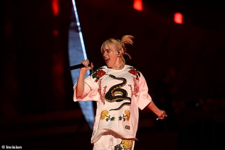 A new social media analysis shows Billie Eilish's Instagram account was targeted by anti-Semitic bots and trolls after she promoted her new album on MTV Israel