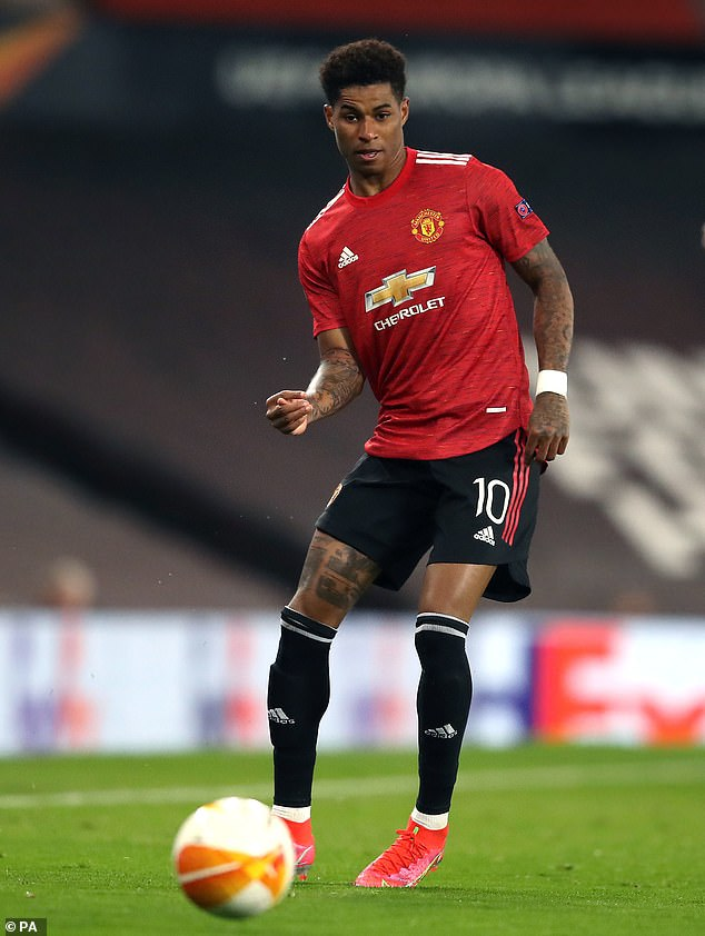 , Marcus Rashford says it was 'bittersweet' to get honorary degree after uplift was withdrawn, The Today News USA