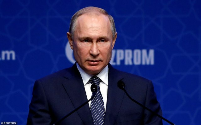 With characteristic ruthlessness, Russian president Vladimir Putin is exploiting the energy crisis to bully his neighbours, strengthen his autocracy and intimidate the West