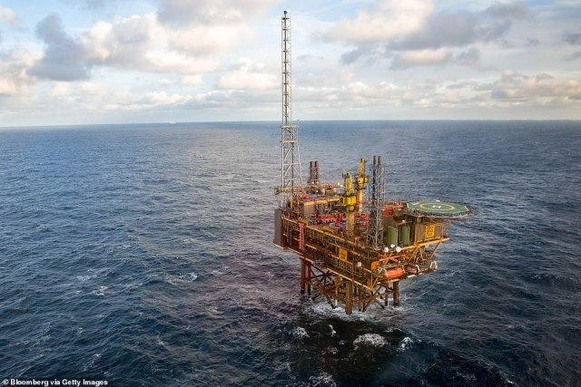 Production in the North Sea has dwindled because older gas fields have become too expensive to run, and new ones have taken a long time to come on stream