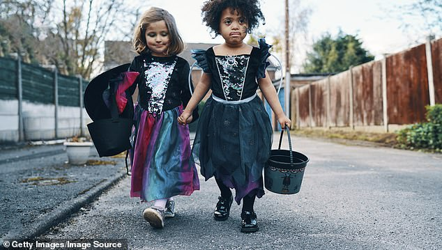 Children across the country are expected to dress up and go out trick or treating on Halloween on October 31st