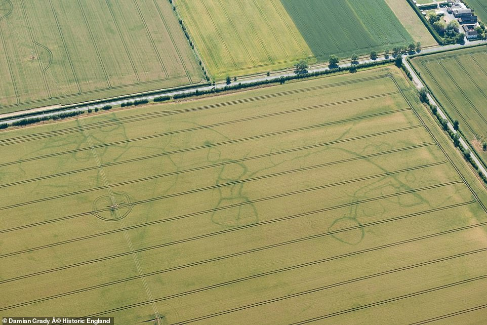 , Stunning aerial archaeology mapping tool lets you 'fly' across England and explore its rich history, The Today News USA