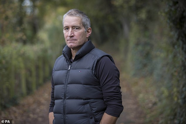 Corporation bosses have today issued a 'full and unconditional apology' to Matt Wiessler (pictured), who blew the whistle on the disgraced reporter's conduct in securing his world exclusive interview with Princess Diana