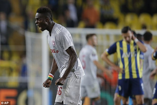 Liverpool are interested in signing defender Pape Abou Cisse from Greek side Olympiacos