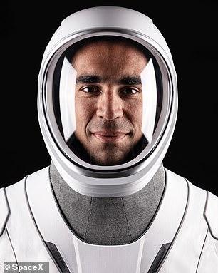 SpaceX Crew-3 Raja Char