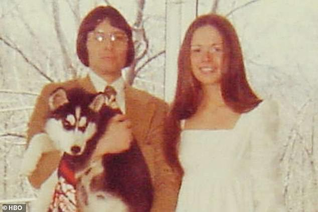 Kathie and Robert together. Kathie vanished without a trace in New York in 1982 and her family has long maintained that she was murdered by her husband