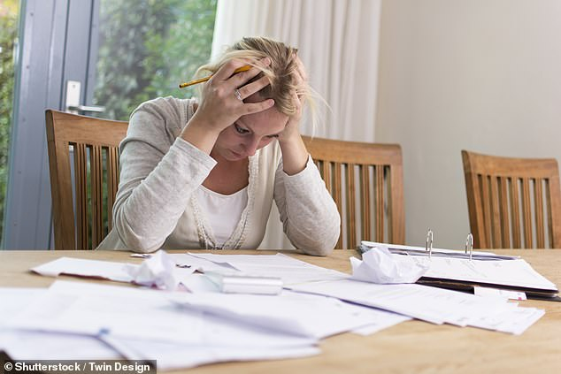 Money worries: Rising cost of living will add to financial hardship, warns FCA
