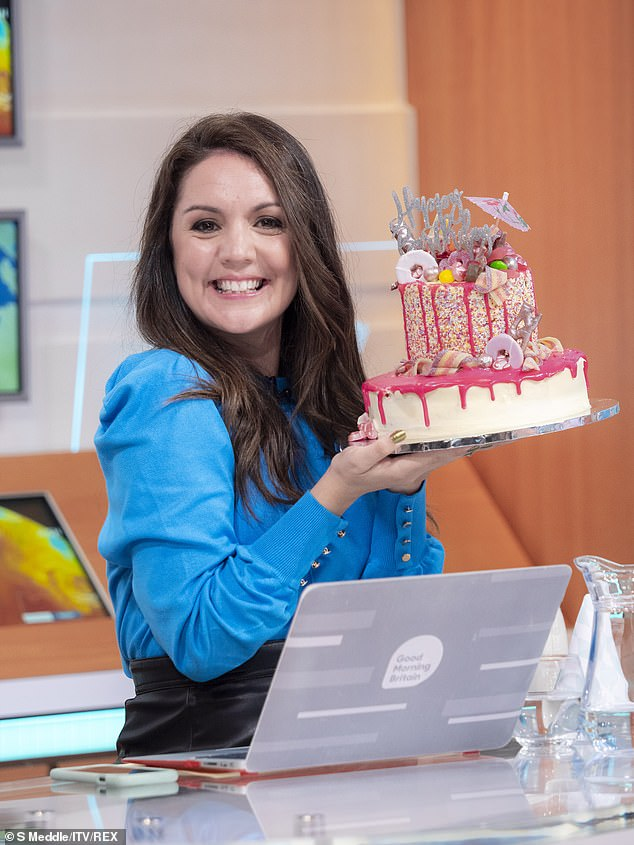 The best day: After the show, fans were in disbelief at Laura turning the milestone age, feeling that she looks too young to be 40