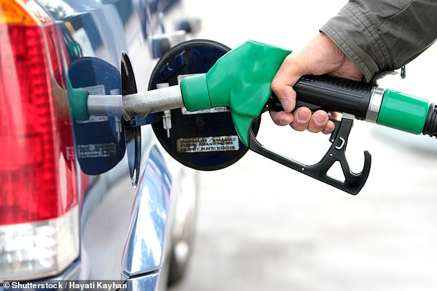Petrol prices are expected to hit record highs as Christmas approaches