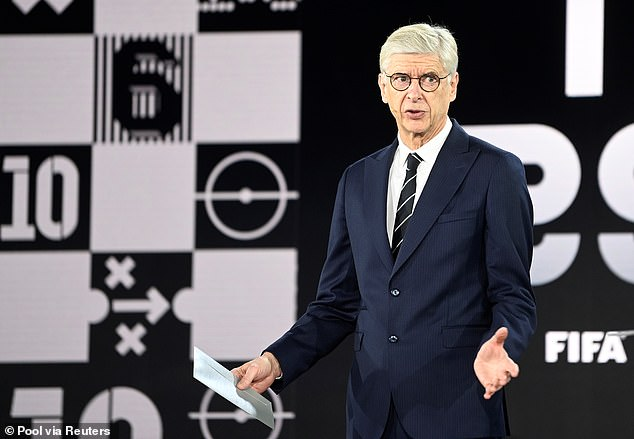 Former Arsenal boss Arsene Wenger is looking to can the competition for a biennial World Cup