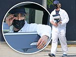 Owen Wilson seen on RARE outing while running errands around Los Angeles