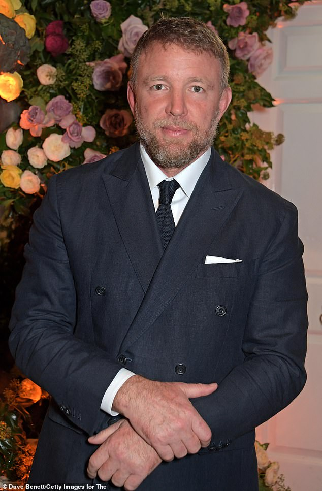 Ritchie, 53, is currently helming the spy film Operation Fortune: Ruse de guerre, with Jason Statham, that's slated to premiere on January 21, 2022
