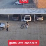 'Crack head war' breaks out in Canberra apartment block as a driver chases off thugs with a stick 💥👩💥