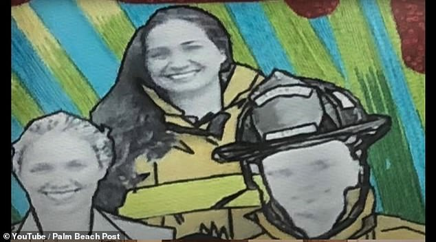 , Black female firefighter sues Florida city for $100,000 over mural that depicted her as white, The Today News USA