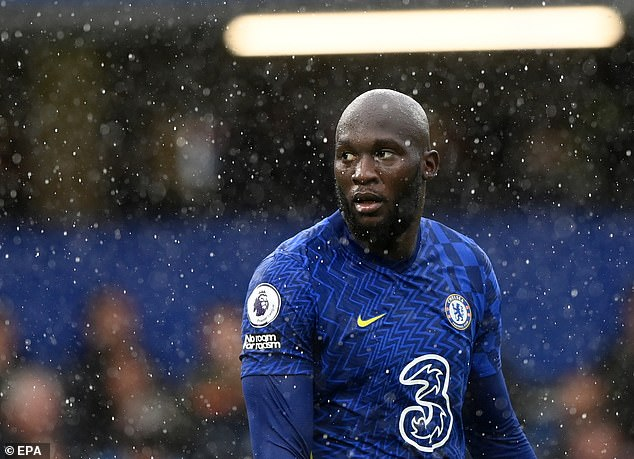Lukaku made a lethal start at Chelsea but is now goalless in five games in west London