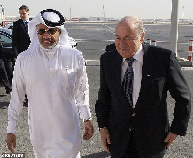 The former ExCo member was found to have bribed fellow voters for their support of Qatar