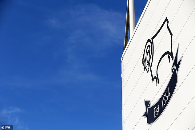 The administrators at Derby County have lodged an appeal over a 12-point deduction