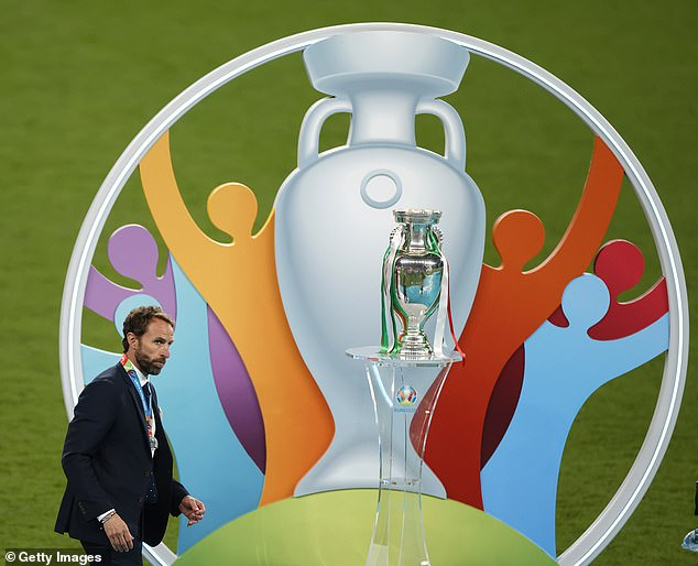 Wounds are still healing from the Euro 2020 final in which England hearts were broken by Italy